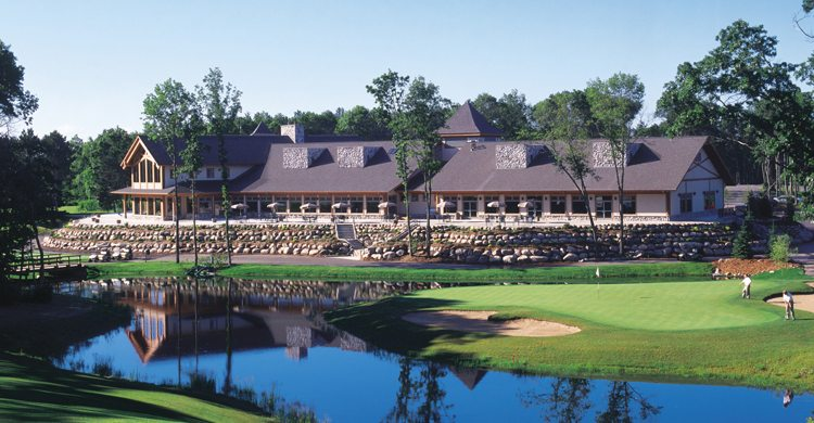The Legacy Clubhouse at Cragun's Resort