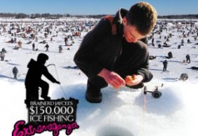 $150,000 Jaycees Ice fishing Extravaganza