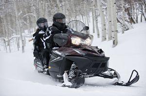 Snowmobile Center