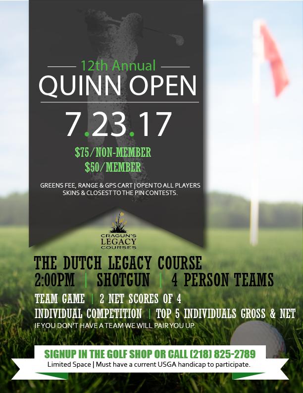 Quinn Open 2017