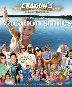 Cragun's Resort 2018 Summer Brochure
