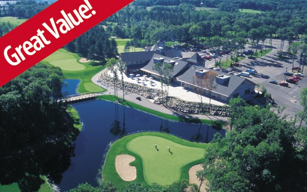 Unlimited Early Season Golf Package
