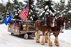 Horse-Drawn Trolley Rides