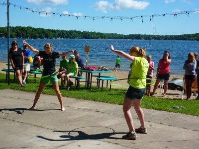 Family Beach Games @ South Beach | East Gull Lake | Minnesota | United States