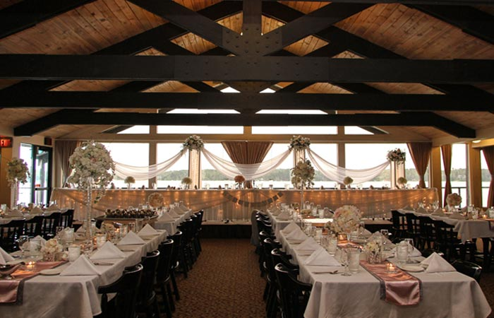 Wedding Venues In Minnesota Indoor Amp Outdoor Cragun S