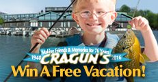 "Enter Cragun's ""Make a Memory Vacation"" Sweepstakes!"