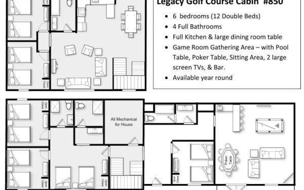 Legacy Lodge 850
