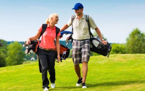 Couples Golf Getaway
