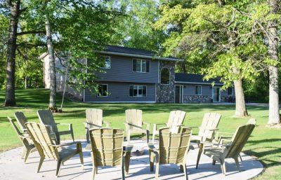 Legacy Lodge 850 at Cragun's Resort in Brainerd, Minnesota