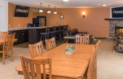 Hospitality Suite 340 at Cragun's Resort in Brainerd, Minnesota