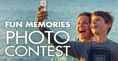 Fun memories photo contest