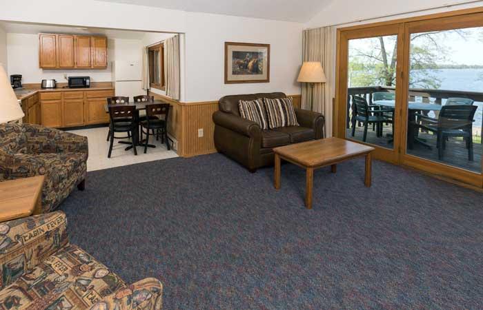 Lakeview Cabin at Cragun's Resort in Brainerd, Minnesota
