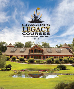 Cragun's Legacy Courses 2019 Golf Brochure