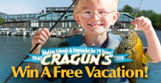 Cragun's Make a Memory Vacation Giveaway