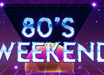 Fall Fun 80's Weekends