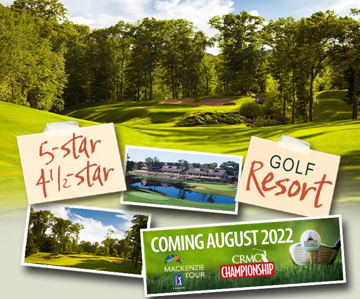 Cragun's Legacy Golf Courses
